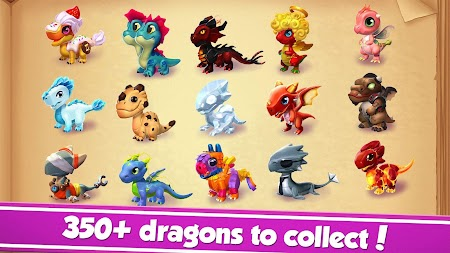 Dragon Mania Legends APK screenshot thumbnail 1