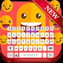 Emoji theme for keyboard icon