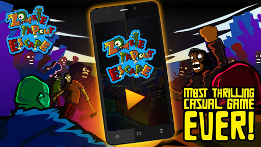 Zombies Escape Game: Climb Up