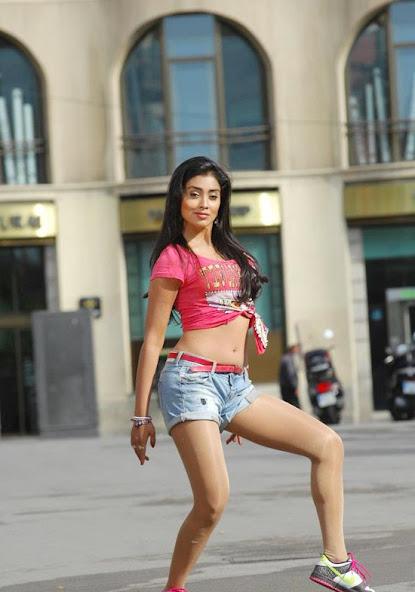 Shriya Saran sexy legs