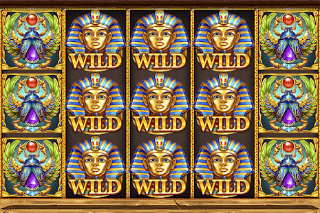 Lady of Egypt Slot Machine - Play for Free & Win for Real