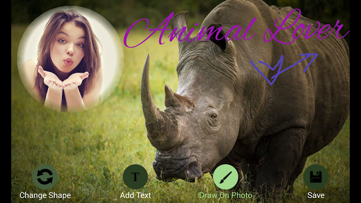 Wild Animal Photo Frames 4.2.1 screenshots 5