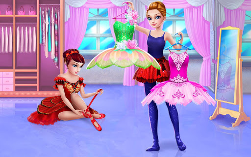 Pretty Ballerina - Dress Up in Style & Dance 1.4.4 Screenshots 3