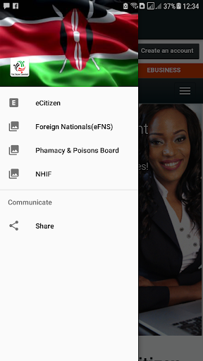 eCitizenKe - Kenyan  Government to Citizen Service 1.17 androidtablet.us 1