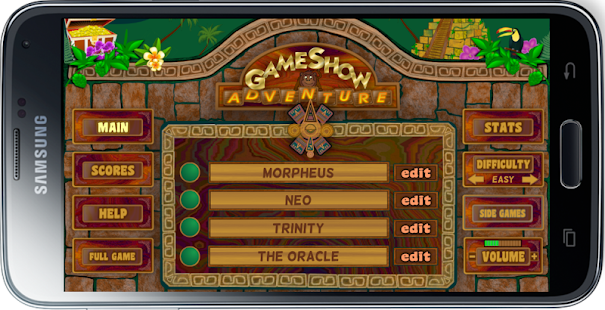 Game Show Adventure- screenshot thumbnail