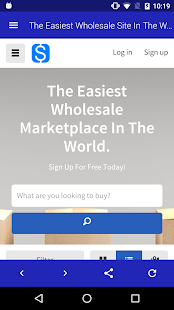 SimpleLots Wholesale- screenshot thumbnail