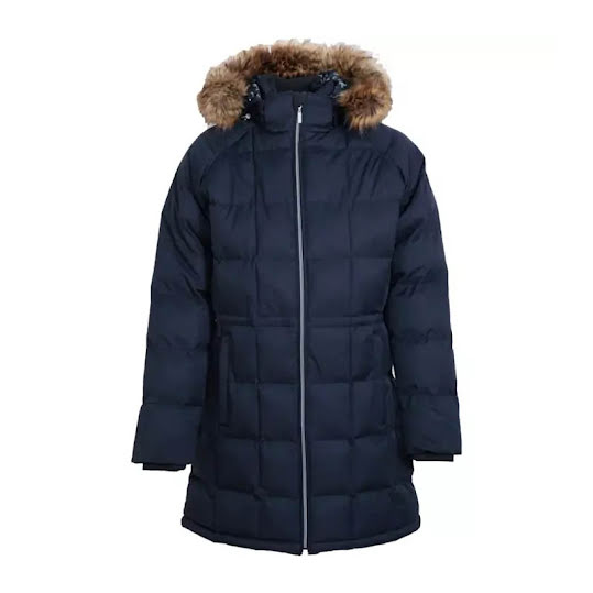 Dobsom Sandfors Jacket Woman Navy Stl: 40