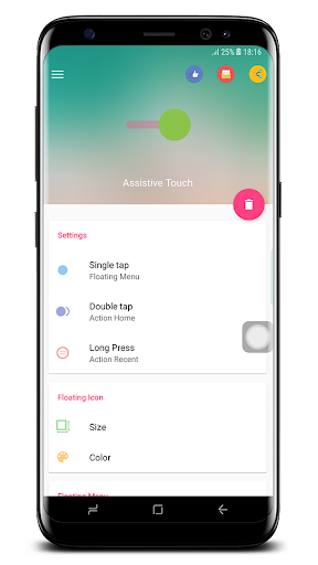 Assistive Touch iOS 13 2.3.6 Apk for Android 3