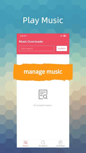 Free Music Downloader screenshot 3