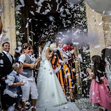 Fotograful de nuntă Alessandro Spagnolo (fotospagnolonovo). Fotografia din 24.08.2018