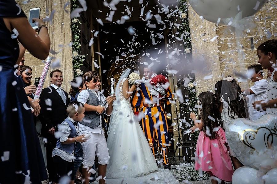 Vestuvių fotografas Alessandro Spagnolo (fotospagnolonovo). Nuotrauka 24.08.2018