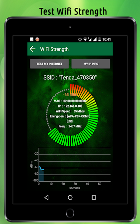 Wifi Analyzer- Home Wifi Alert 14.7 screenshot 639733