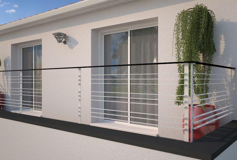 Vente Terrain + Maison - Terrain : 650m² - Maison : 133m² à Cussac-Fort-Médoc (33460)