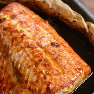 4 Ingredient Orange Salmon Recipe