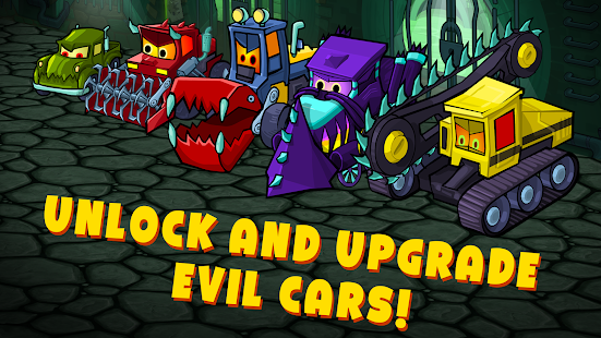 Car Eats Car 3 – Racing Game 2