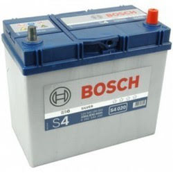Bosch 12V 45Ah S4020 - Startbatteri