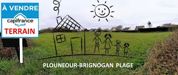 terrain à Brignogan-Plage (29)