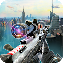 Modern Sniper Shooting Games: FPS Fighting Game icon