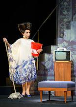 Photo: Wien/ Kammerspiele: DER NACKTE WAHNSINN von Michael Freyn. Inszenierung: Folke Braband. Premiere 14.10.2015. Ruth Brauer-Kvam. Copyright: Barbara Zeininger