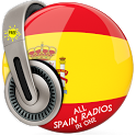 All Spain Radios in One Free icon