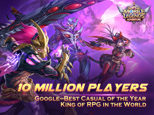 Mobile Legends: Adventure screenshots 11