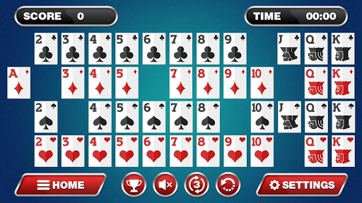 Gaps Solitaire 1.8 screenshots 2