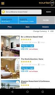 TouristTube Hotel/Flight deals - náhled