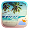 Beach GO Weather Widget Theme 1.0 Apk