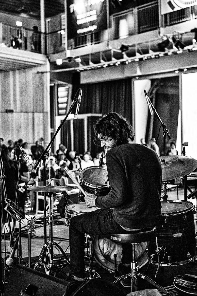 Drummer di wallyci