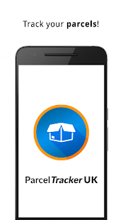 Parcel Tracker UK - Deliveries Package Tracking - náhled