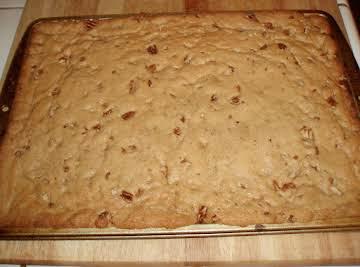 Butter Pecan Brownies