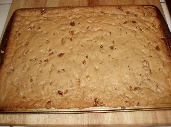 Butter Pecan Brownies Recipe