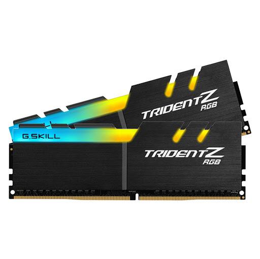 Bộ nhớ/ RAM DDR4 G.Skill Trident Z RGB 16GB (3000) F4-3000C16D-16GTZR (2x8GB)