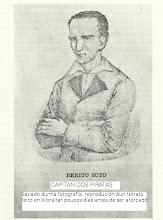Photo: Benito Soto, retratado uns días antes de ser aforcado.