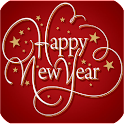 2016 New Year SMS Wishes Msg icon