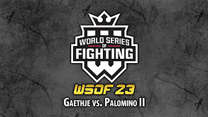 World Series of Fighting 23: Gaethje vs. Palomino II thumbnail