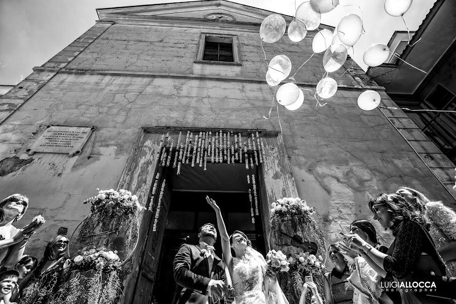 Fotografo di matrimoni Luigi Allocca (luigiallocca). Foto del 26.07.2018