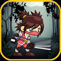 Ninja Girl Jump icon