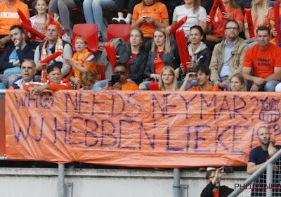 Who needs Neymar? Wij hebben Lieke (en Tessa, Ada, Jackie, Lotta, Eugenie, Ana-Maria, Nina, Pernille, ...)