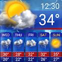 Free Weather Forecast App Widget icon