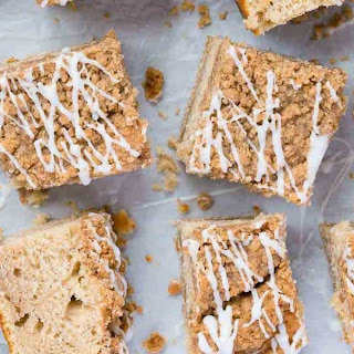 Cinnamon Sour Cream Coffee Cake Recipe
