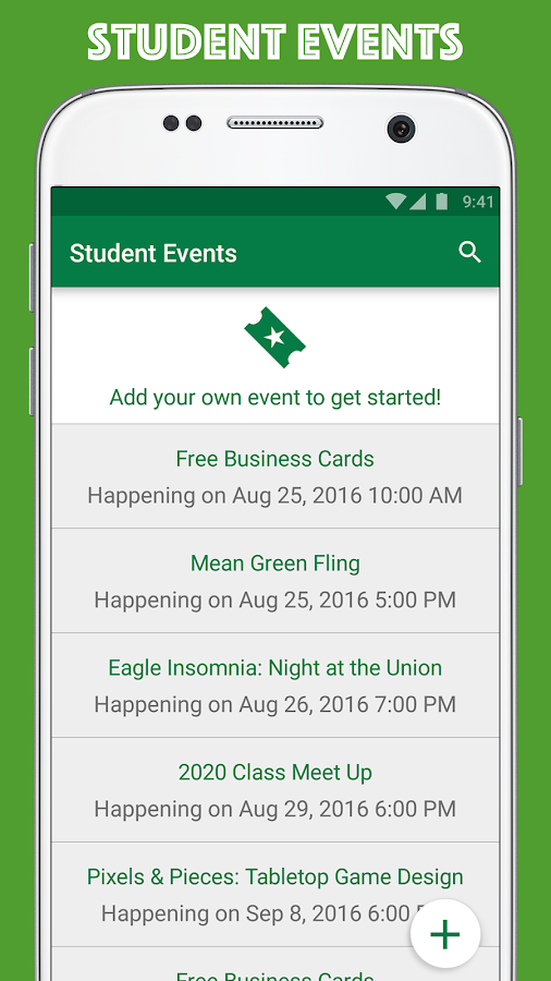 Mochila: Campus in Your Pocket- screenshot