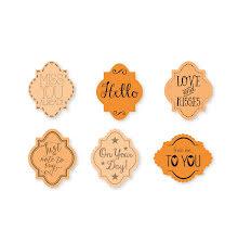 Tonic Studios Decorative Mini Stamp Set - Everyday 1162E