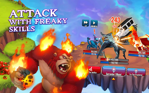 Monster Legends screenshots 8