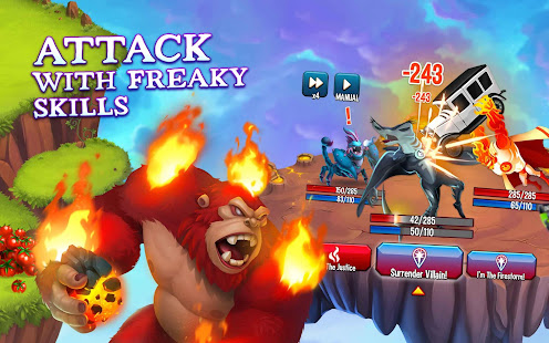 Game Monster Legends APK for Windows Phone