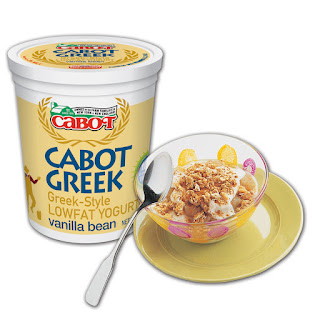 Apple Pie in a Bowl with Cabot Greek-Style Yogurt