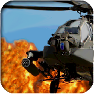 Helicopter war simulator game for PC and MAC
