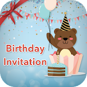 Birthday Invitation Card Maker APK