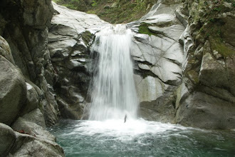 Photo: 魚止の滝