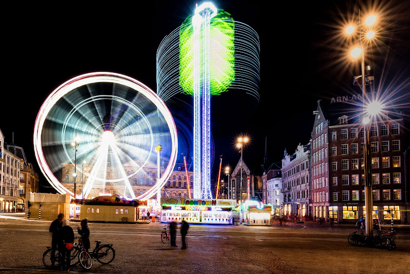 Funfair in sparkling lights di alessio_df